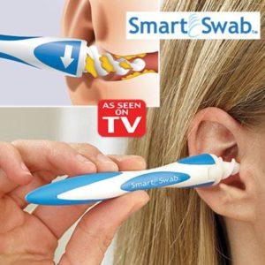 Smart Swab - Pajisje spirale për pastrim te veshët
