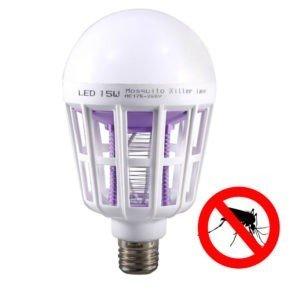 LED llambë kundër mushkonjave